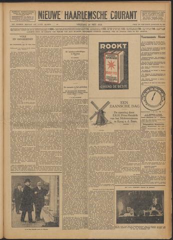 Nieuwe Haarlemsche Courant 1928-05-25