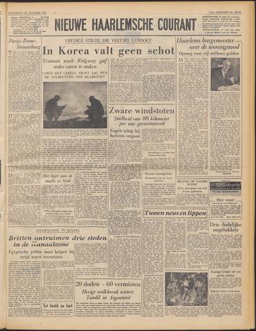 Nieuwe Haarlemsche Courant 1951-11-29