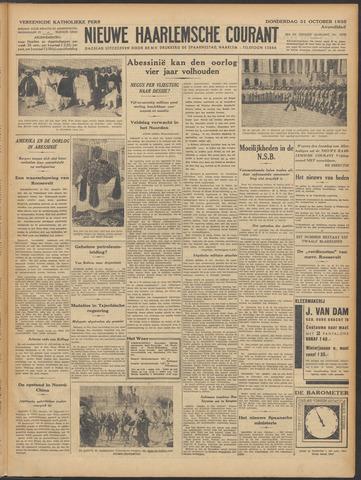 Nieuwe Haarlemsche Courant 1935-10-31