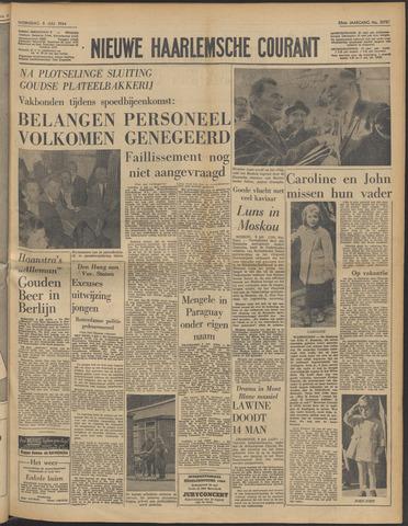 Nieuwe Haarlemsche Courant 1964-07-08