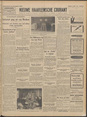 Nieuwe Haarlemsche Courant 1940-03-09