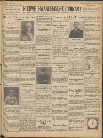 Nieuwe Haarlemsche Courant 1932-06-11