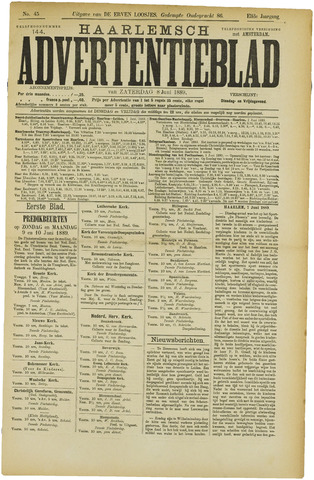Haarlemsch Advertentieblad 1889-06-08