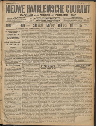Nieuwe Haarlemsche Courant 1911-05-02