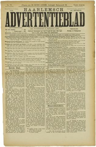 Haarlemsch Advertentieblad 1888-09-05