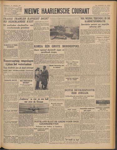 Nieuwe Haarlemsche Courant 1951-02-22