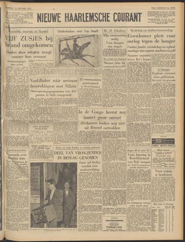 Nieuwe Haarlemsche Courant 1959-12-12