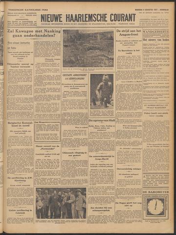 Nieuwe Haarlemsche Courant 1937-08-09