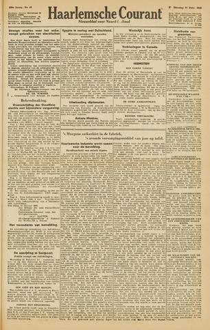 Haarlemsche Courant 1945-02-27