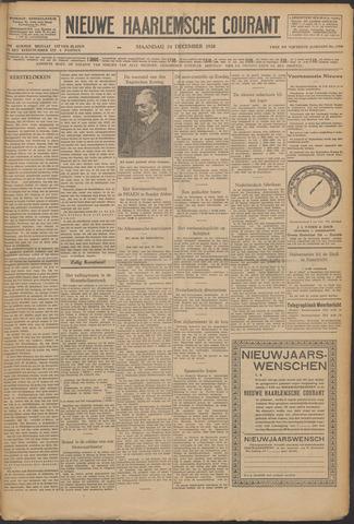 Nieuwe Haarlemsche Courant 1928-12-24