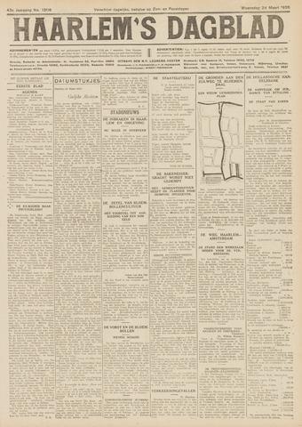 Haarlem's Dagblad 1926-03-24