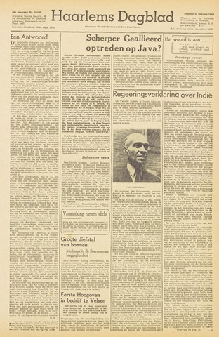 Haarlem's Dagblad 1945-10-16