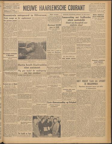 Nieuwe Haarlemsche Courant 1949-06-13