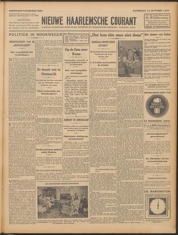 Nieuwe Haarlemsche Courant 1933-10-14