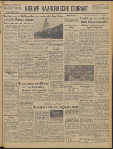 Nieuwe Haarlemsche Courant 1948-03-08