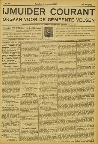 IJmuider Courant 1916-08-26