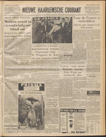 Nieuwe Haarlemsche Courant 1958-06-26