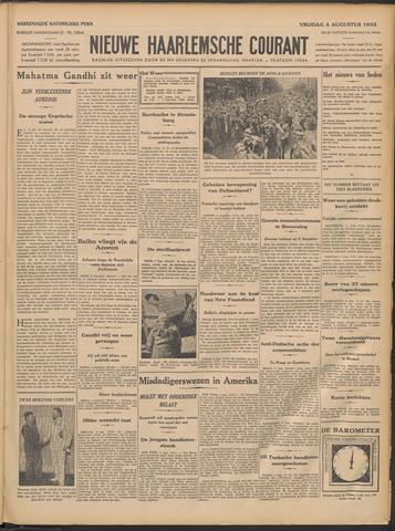 Nieuwe Haarlemsche Courant 1933-08-04