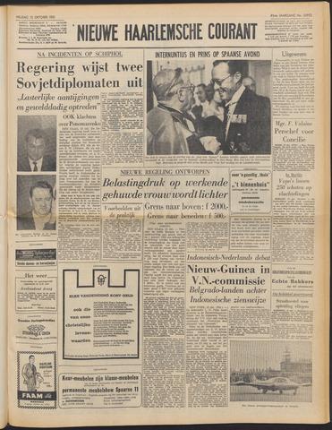 Nieuwe Haarlemsche Courant 1961-10-13