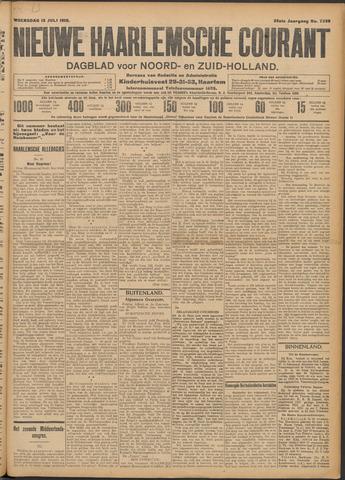 Nieuwe Haarlemsche Courant 1910-07-13