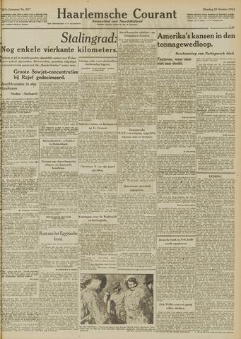 Haarlemsche Courant 1942-10-20