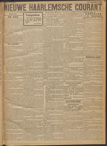 Nieuwe Haarlemsche Courant 1917-07-03