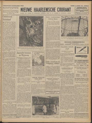 Nieuwe Haarlemsche Courant 1940-10-19