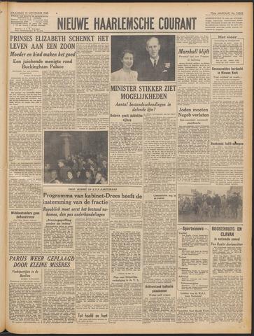Nieuwe Haarlemsche Courant 1948-11-15