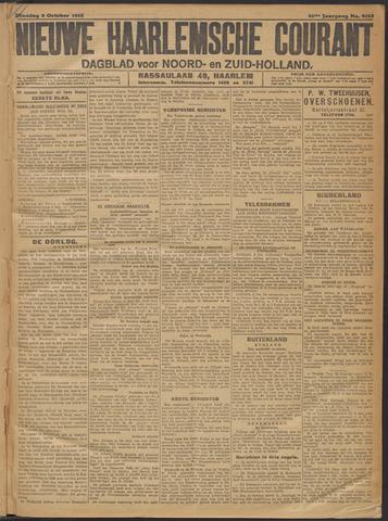 Nieuwe Haarlemsche Courant 1916-10-03