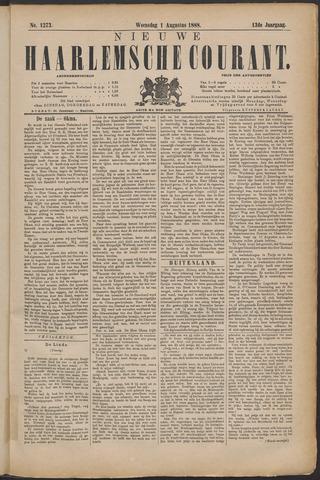 Nieuwe Haarlemsche Courant 1888-08-01