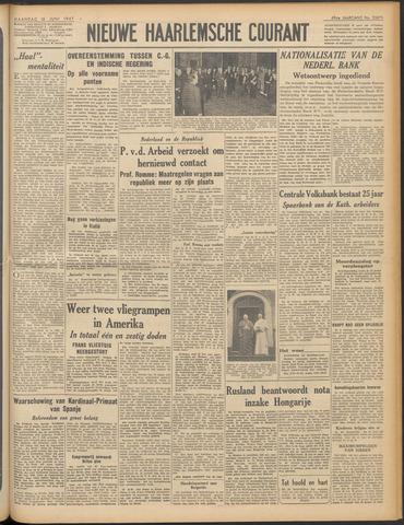 Nieuwe Haarlemsche Courant 1947-06-16