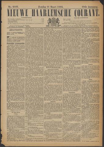 Nieuwe Haarlemsche Courant 1894-03-11