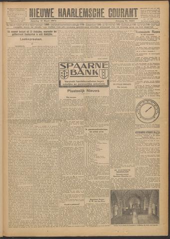 Nieuwe Haarlemsche Courant 1927-03-19