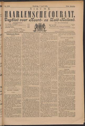 Nieuwe Haarlemsche Courant 1898-04-07