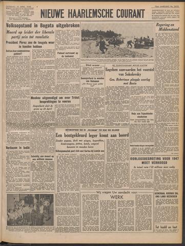 Nieuwe Haarlemsche Courant 1948-04-10