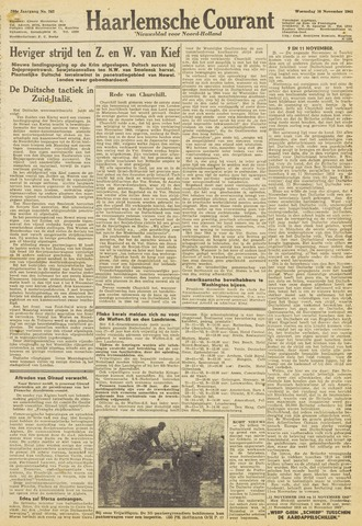 Haarlemsche Courant 1943-11-10