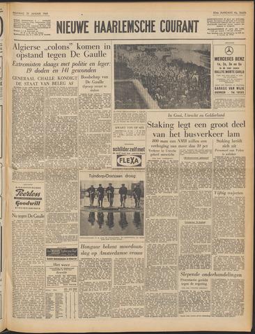 Nieuwe Haarlemsche Courant 1960-01-25