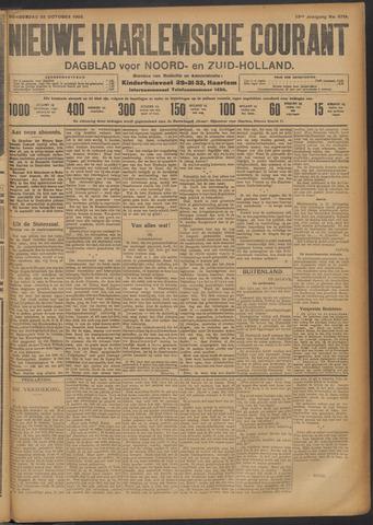 Nieuwe Haarlemsche Courant 1908-10-22