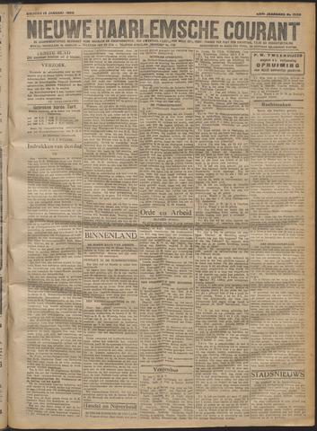 Nieuwe Haarlemsche Courant 1920-01-16