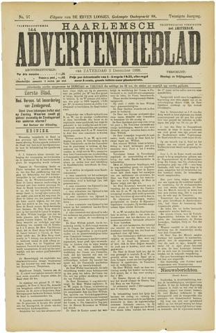 Haarlemsch Advertentieblad 1898-12-03