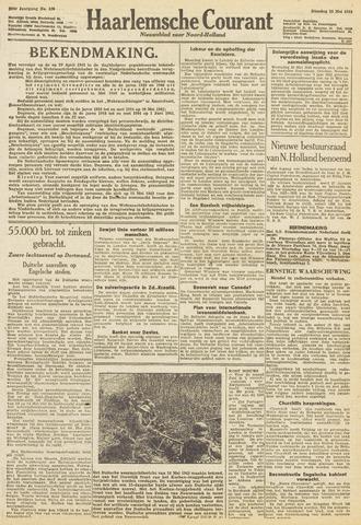 Haarlemsche Courant 1943-05-25