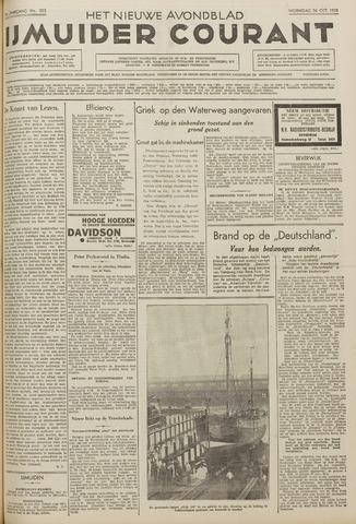 IJmuider Courant 1938-10-26
