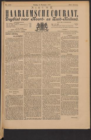Nieuwe Haarlemsche Courant 1898-11-15