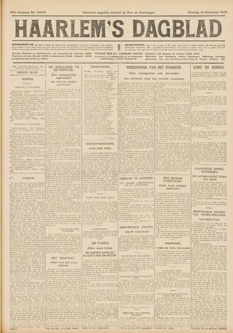 Haarlem's Dagblad 1926-12-21