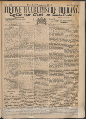 Nieuwe Haarlemsche Courant 1900-08-20