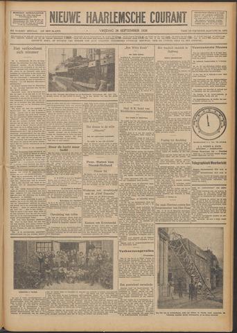 Nieuwe Haarlemsche Courant 1928-09-28