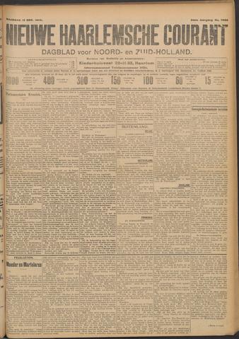 Nieuwe Haarlemsche Courant 1909-12-13