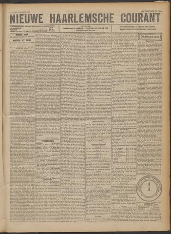 Nieuwe Haarlemsche Courant 1922-03-21