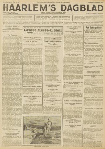 Haarlem's Dagblad 1934