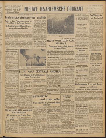 Nieuwe Haarlemsche Courant 1948-01-13